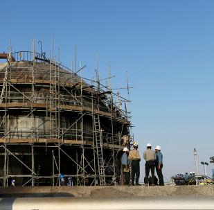 La reparación de las refinerías en Arabia Saudí