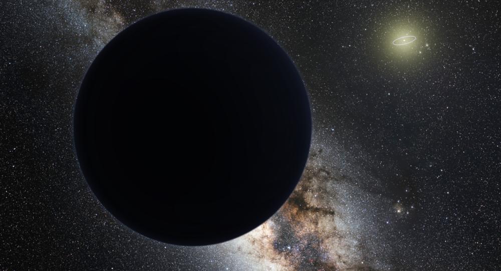 ¿Hay un agujero negro en nuestro sistema solar?
