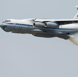 Avión IL-76MD