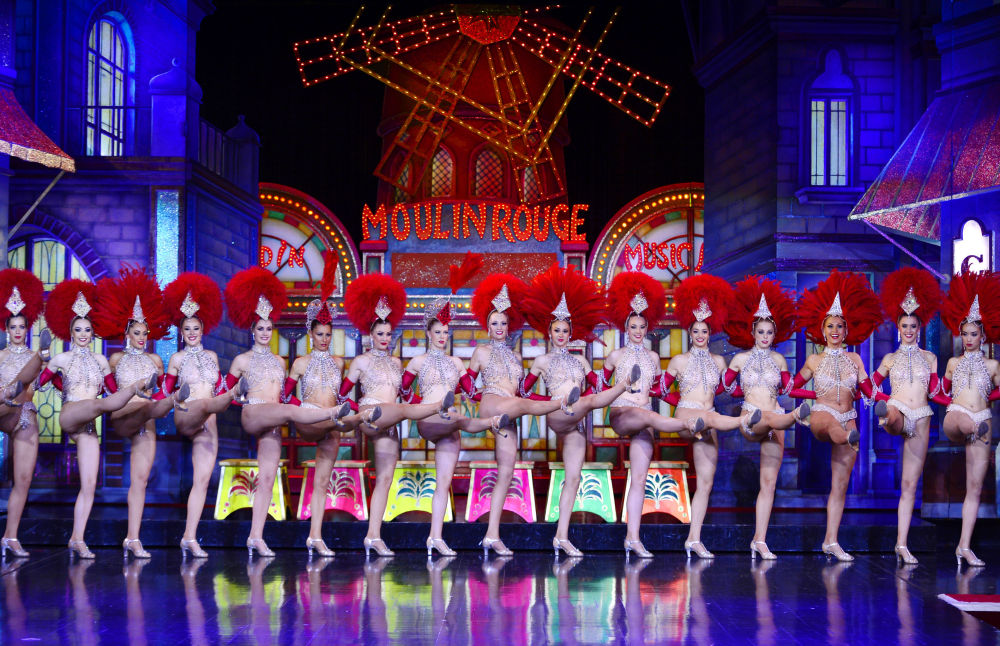Moulin Rouge 2014