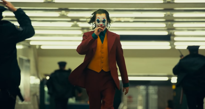 Joker, captura de pantalla