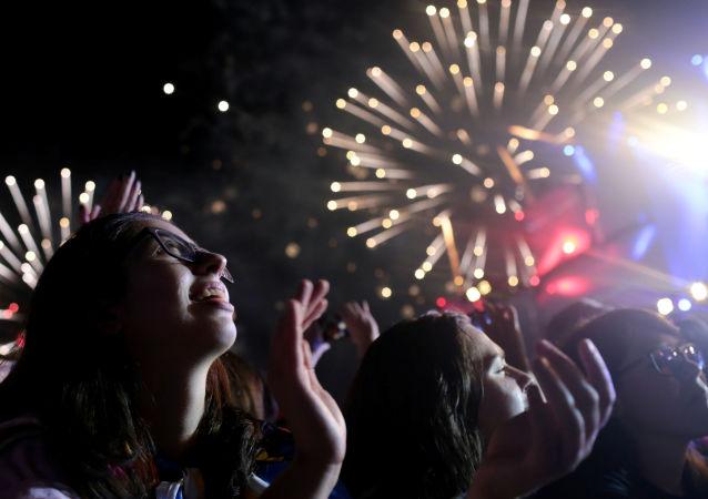 El festival musical Rock in Rio