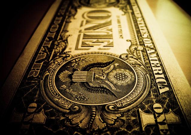 El billete de un dólar