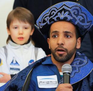 Hazza Mansouri, el primer astronauta emiratí