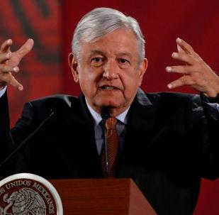 Andrés Manuel López Obrador, el presidente de México