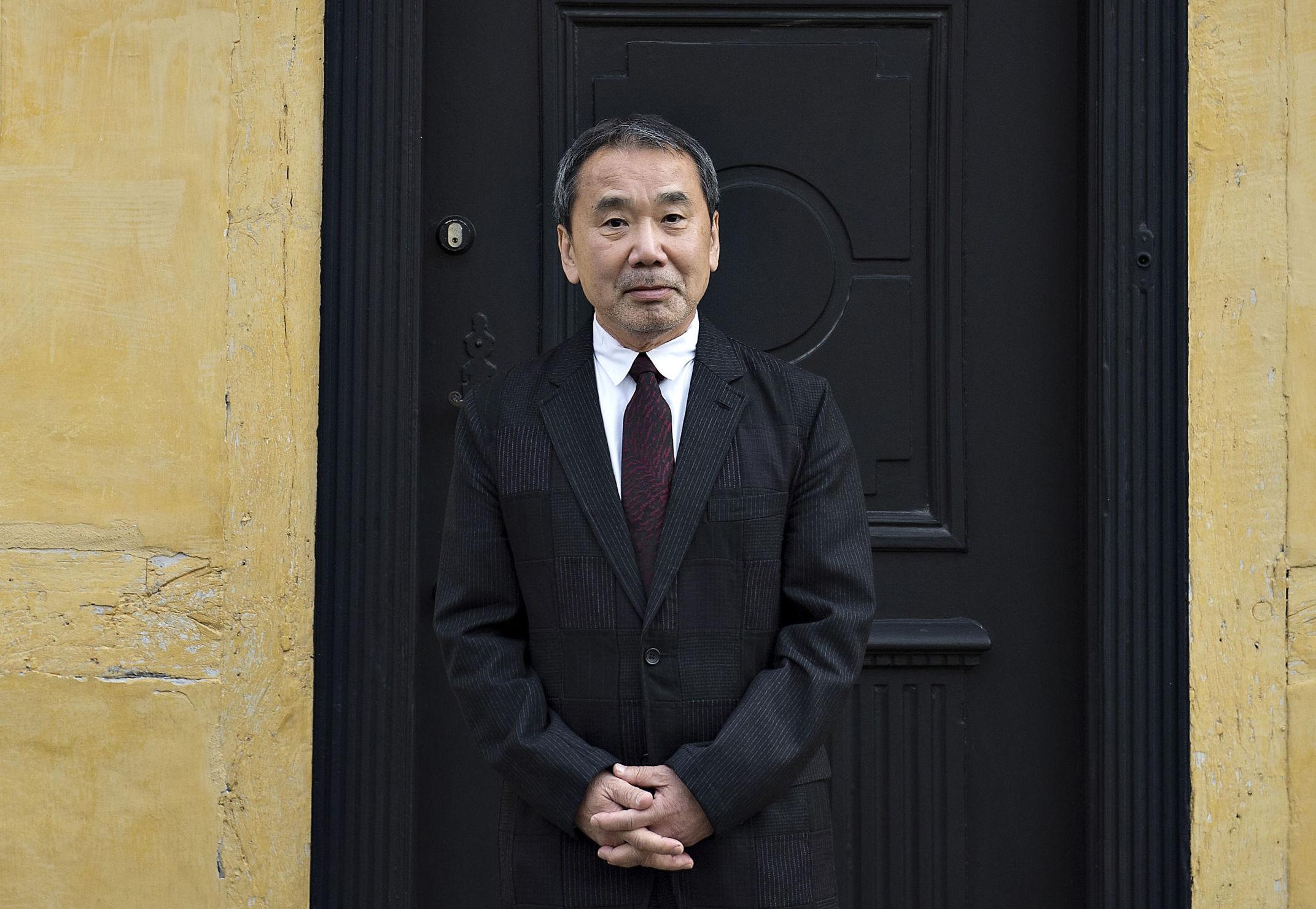 Haruki Murakami, el escritor japonés