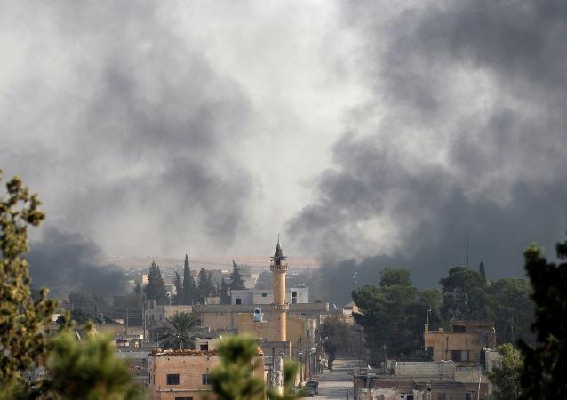 Consecuencias de la operación turca en Siria