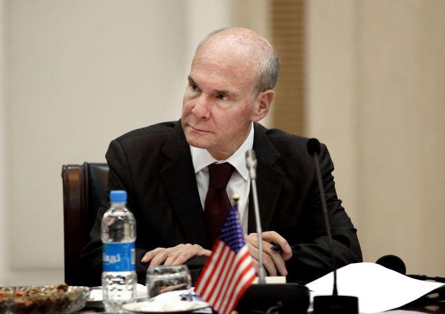 Michael McKinley, principal asesor del secretario de Estado de EEUU, Mike Pompeo