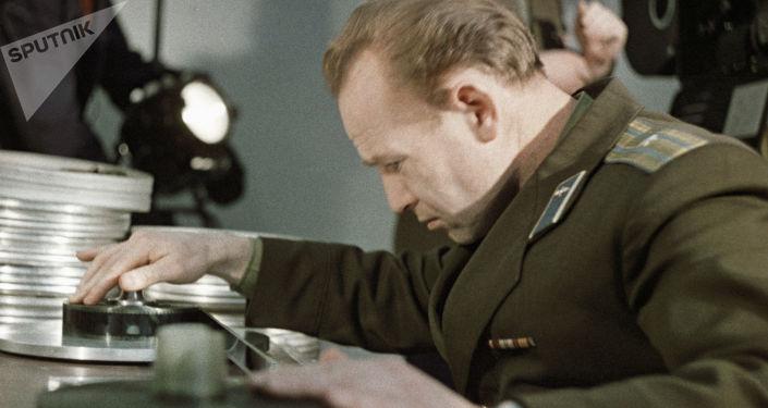 Alexéi Leónov, el primer caminante espacial del planeta