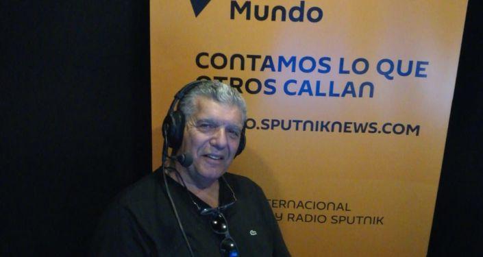 Carlos Páez en Sputnik