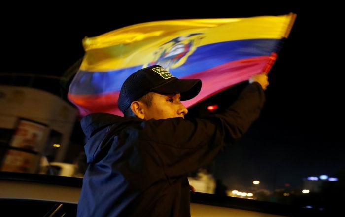 Triunfo y festejo tras la derogación del decreto de Lenín Moreno en Ecuador