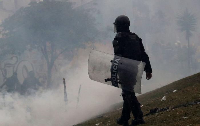 Gobierno de Ecuador asegura que Policía no usó fuerza letal en protestas