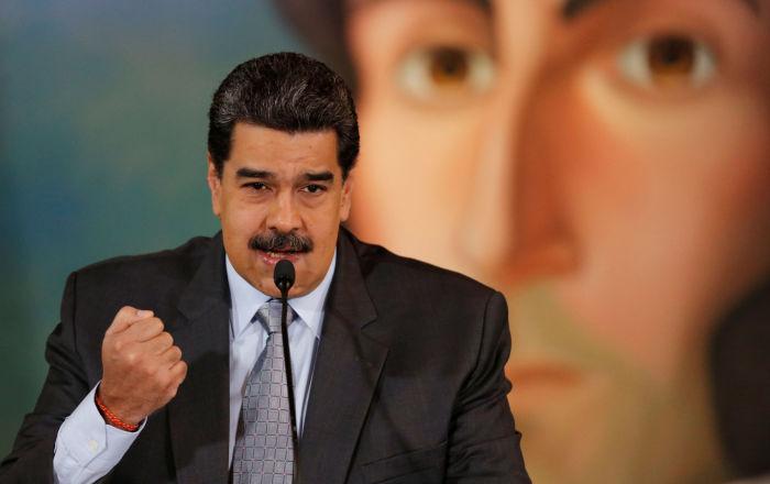 Maduro asegura que garantizará la alimentación en Venezuela a pesar del bloqueo de EEUU