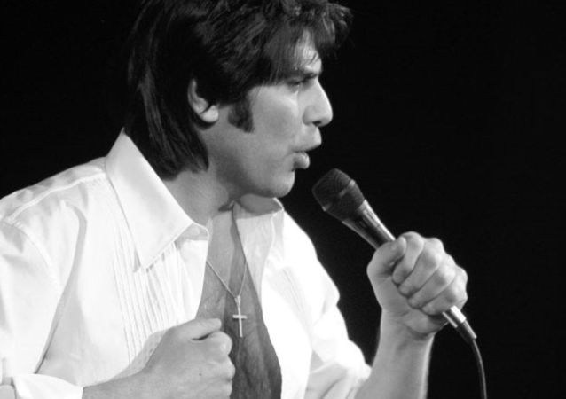 Juan Darthés, actor argentino