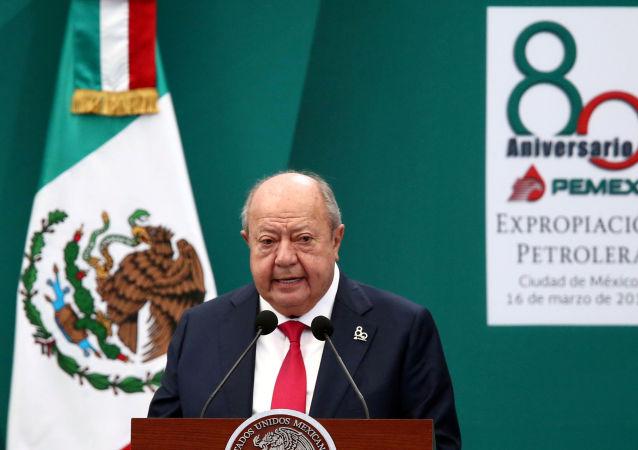 Carlos Romero Deschamps, exlíder nacional del Sindicato de Trabajadores Petroleros de la República Mexicana