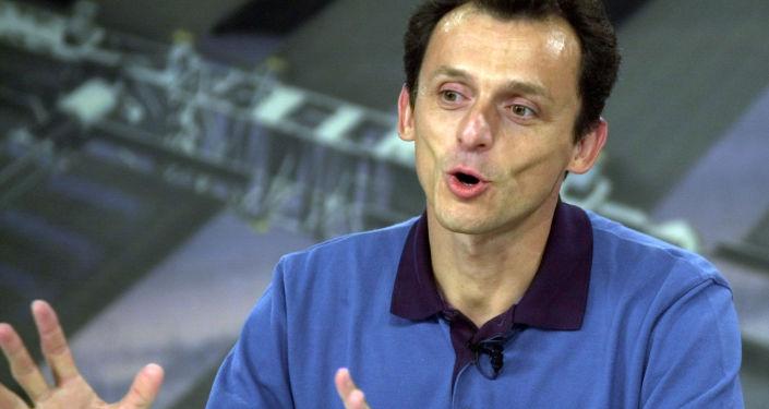 Pedro Duque, astronauta y político español (archivo)
