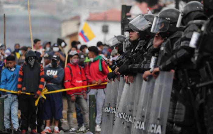 Defensoría del Pueblo de Ecuador creará comisión para investigar posibles abusos a DDHH