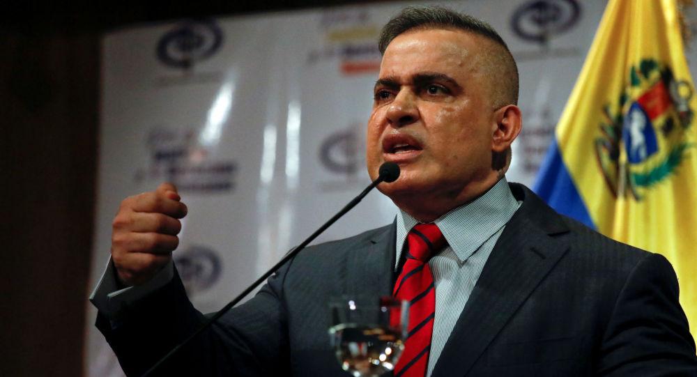 Tarek William Saab, el Fiscal General de Venezuela