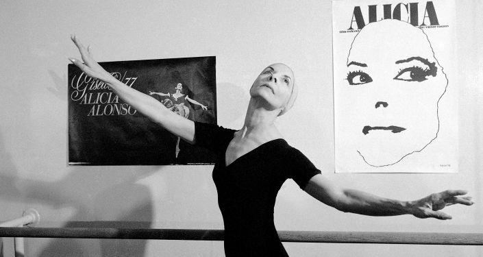 Muere Alicia Alonso: la vida de la mítica bailarina cubana, en imágenes
