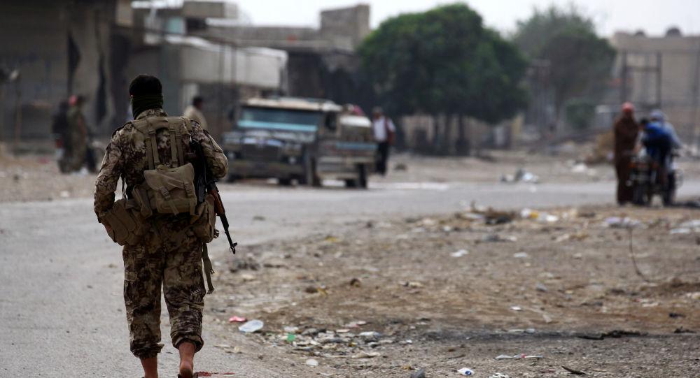 La situación en la ciudad fronteriza de Ras al Ain
