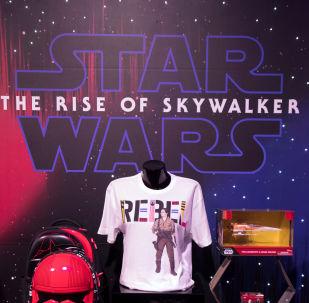 Logo de la película 'Star Wars: el ascenso de Skywalker'