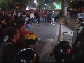 Las protestas sacuden Bolivia tras los resultados preliminares de las presidenciales