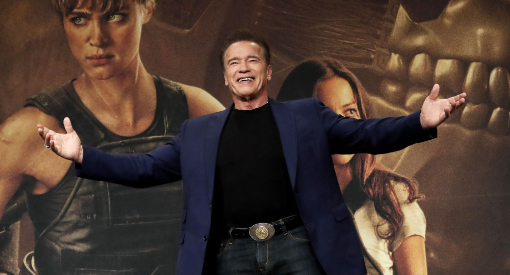 Arnold Schwarzenegger, actor hollywoodense