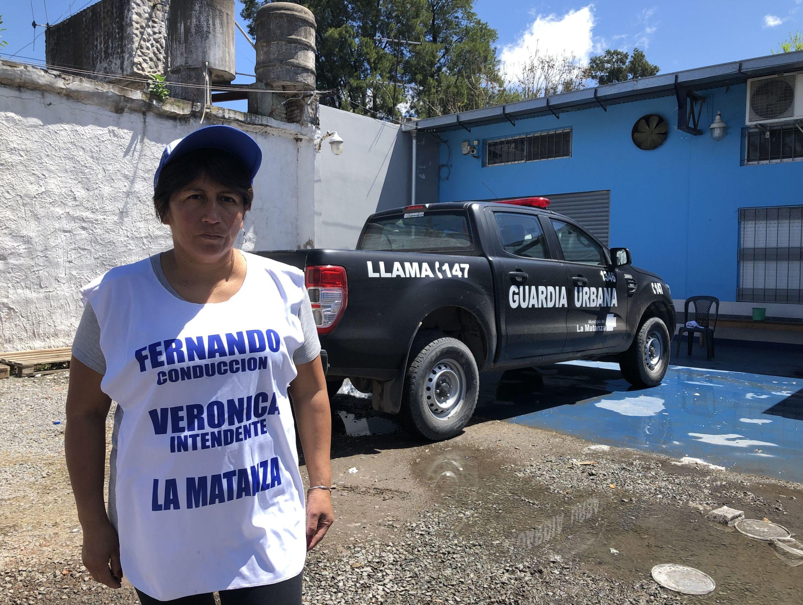 Beatriz Orihuela Núñez, referente del equipo de asistencia municipal
