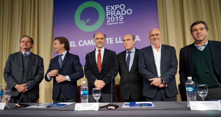 Candidatos de las elecciones presidenciales de Uruguay