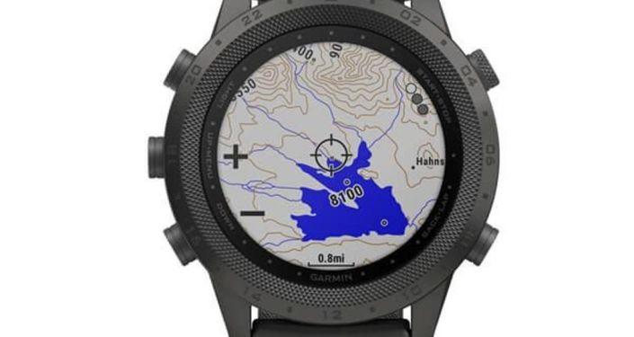 Reloj inteligente Garmin MARQ Commander