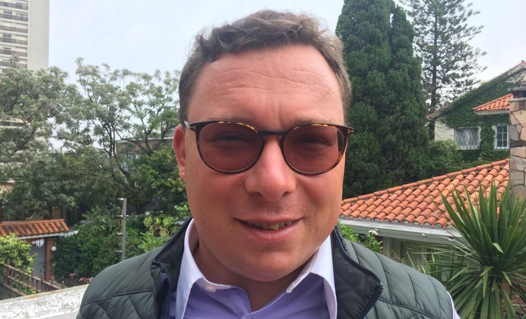 Oleg Bondarenko, director de la Fundación para la Política Progresista