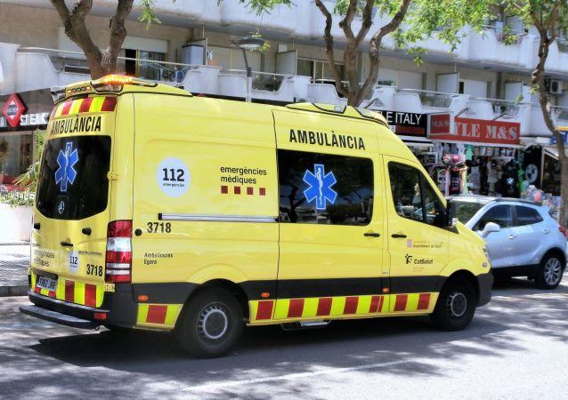 Ambulancia catalana