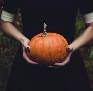 Halloween, calabaza