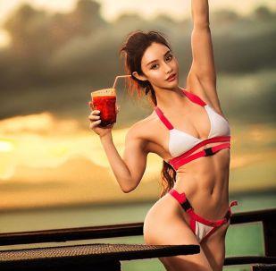 Yuan Herong, culturista china