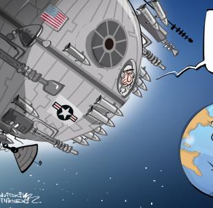 A EEUU se le va la mano con el número de satélites en órbita