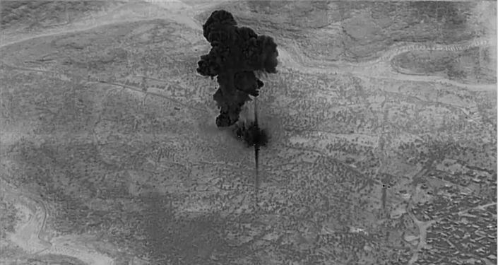 Operación para eliminar a Abu Bakr Bagdadi