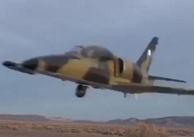 Avión de entrenamiento L-30 Albatros