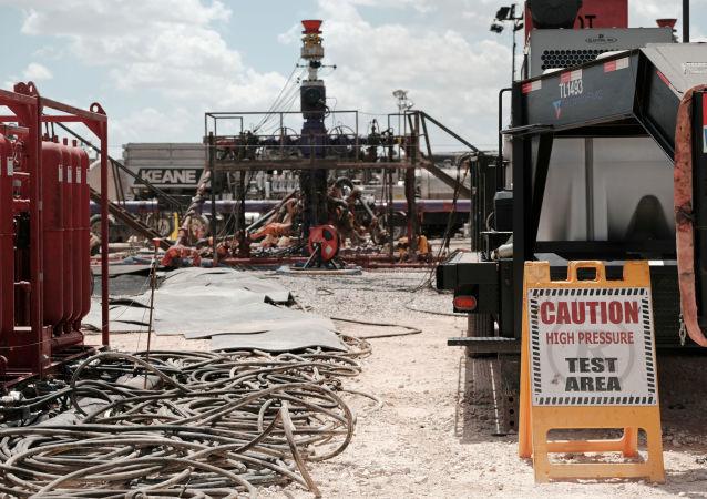 El 'fracking' (Archivo)