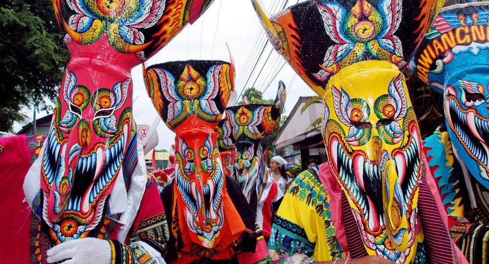 El festival Phi Ta Khon