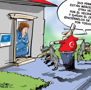 ¡Llévense a sus terroristas! Turquía quiere devolver a Europa a los yihadistas del ISIS