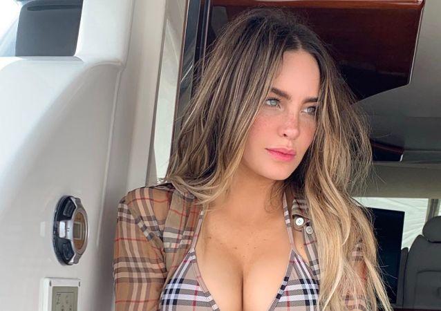Belinda, cantante mexicana
