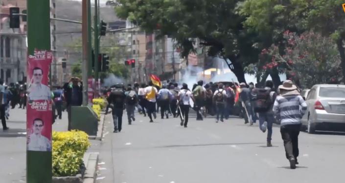 Los choques entre partidarios y opositores de Evo Morales no dan tregua en Bolivia