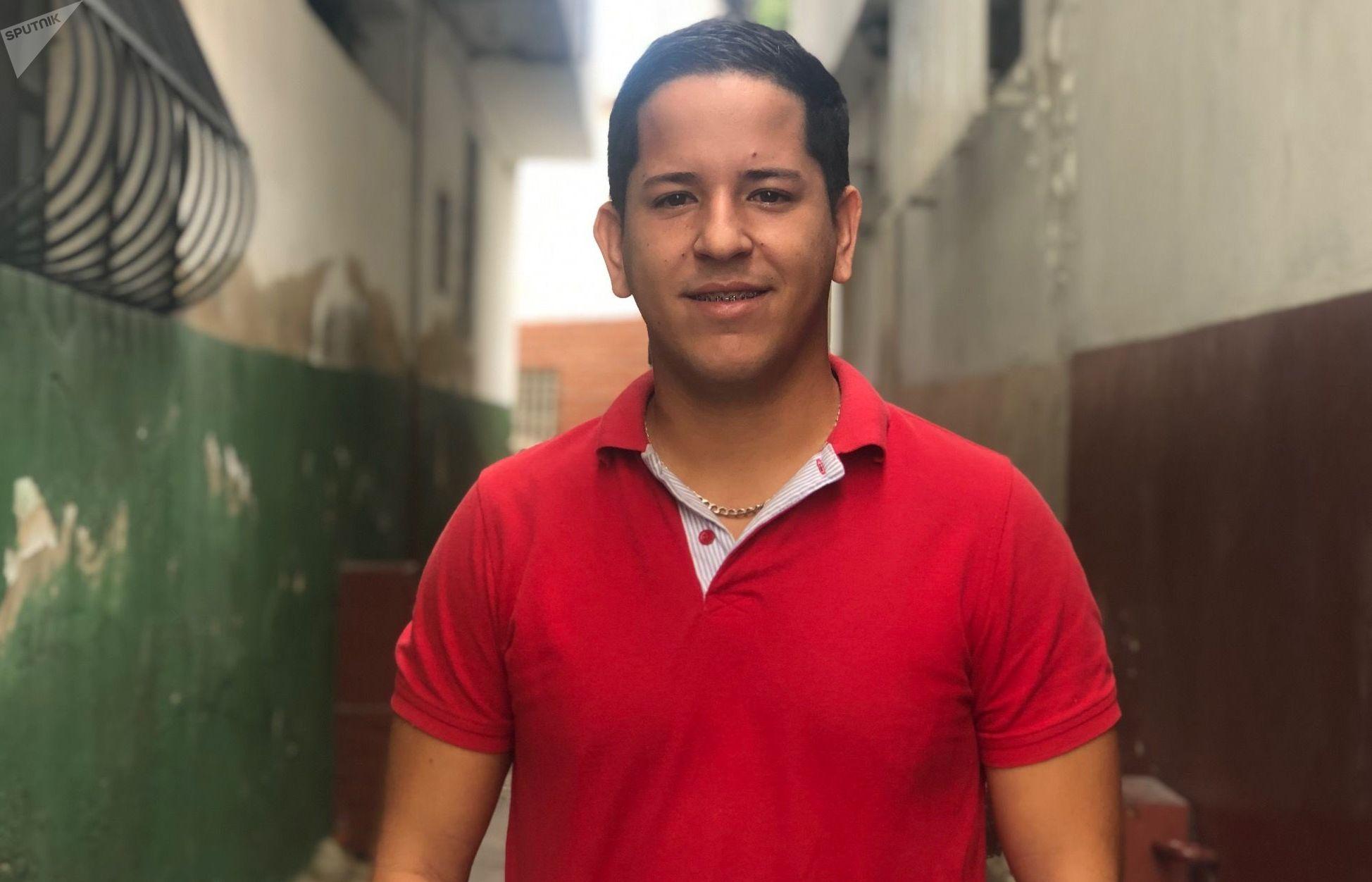 Daniel, migrante venezolano que regresó a Venezuela
