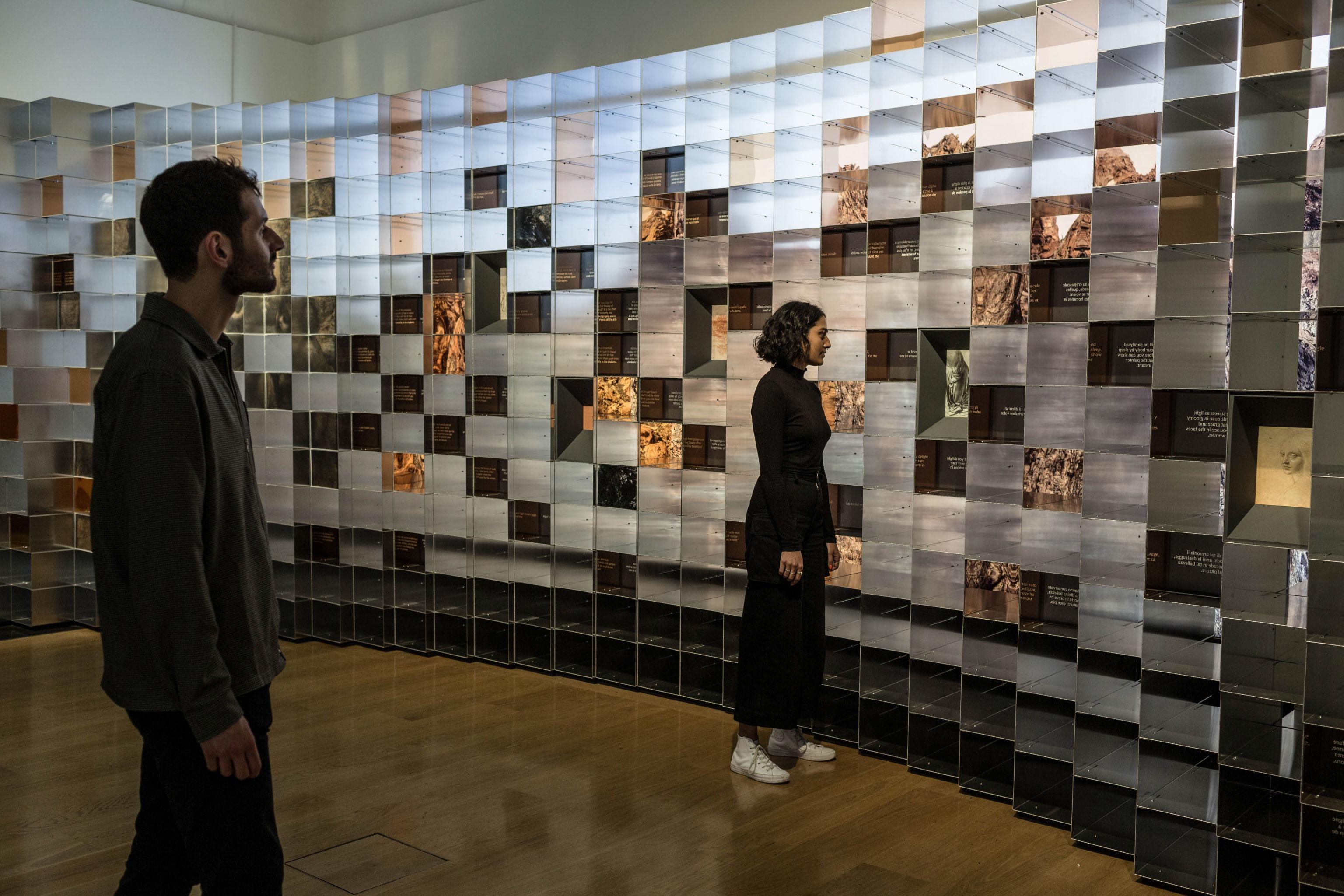 Exposición digital e interactiva 'Leonardo: Experience a Masterpiece'