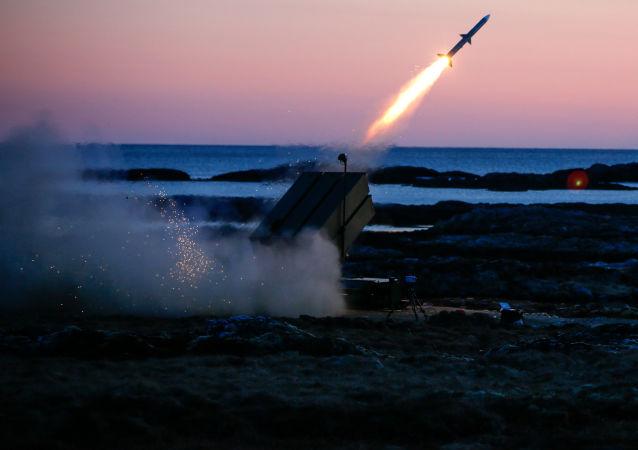Sistema de defensa antiaérea