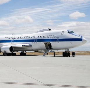 Boeing E-4, avión de mando y control estadounidense