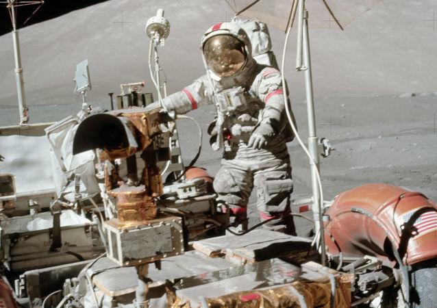 La misión Apolo 17