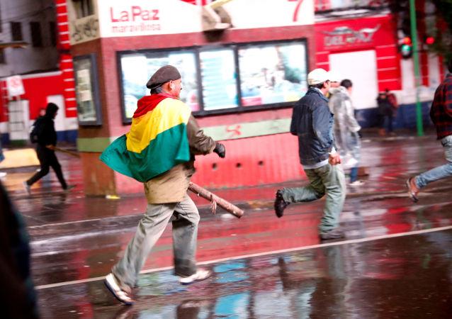 La situación en Bolivia
