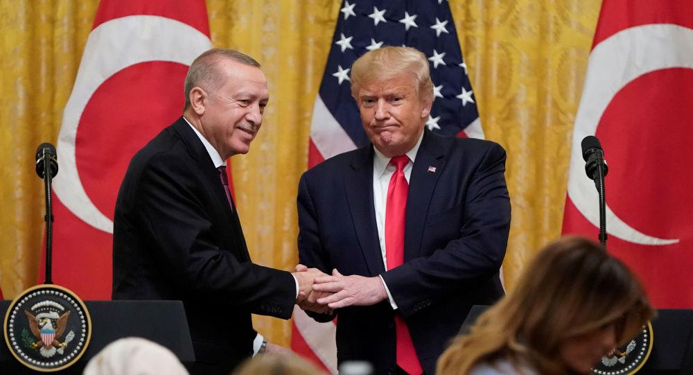 Arranca la reunión Erdogan-Trump en la Casa Blanca