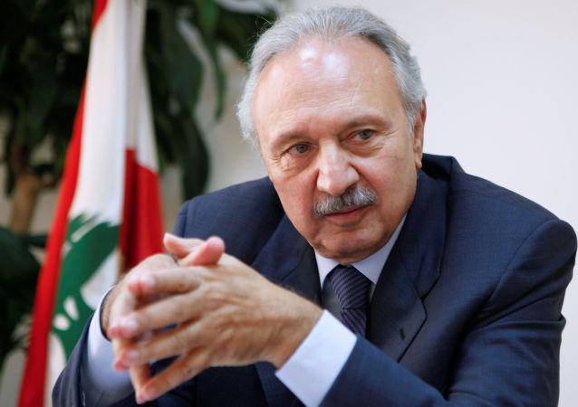 Mohamad Safadi, exministro de Finanzas del Líbano